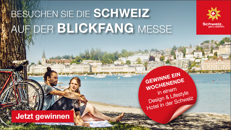 MySwitzerland.com - blickfang internationale Designmesse