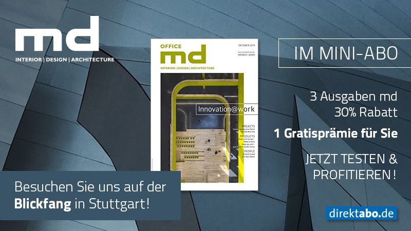 md - blickfang Partner internationale Designmesse